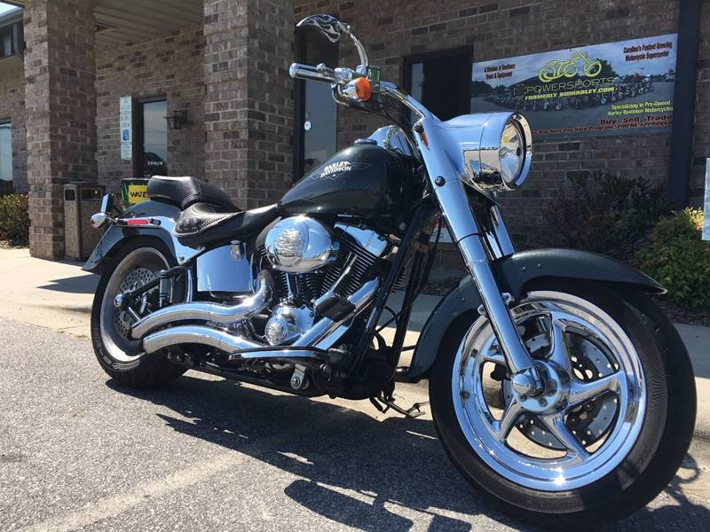 2009 Harley-Davidson FAT BOY - Statesville, NC HICKORY NORTH ...
