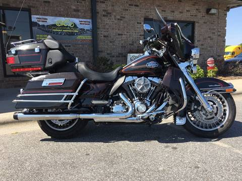2011 Harley-Davidson Electra Glide for sale in Statesville, NC