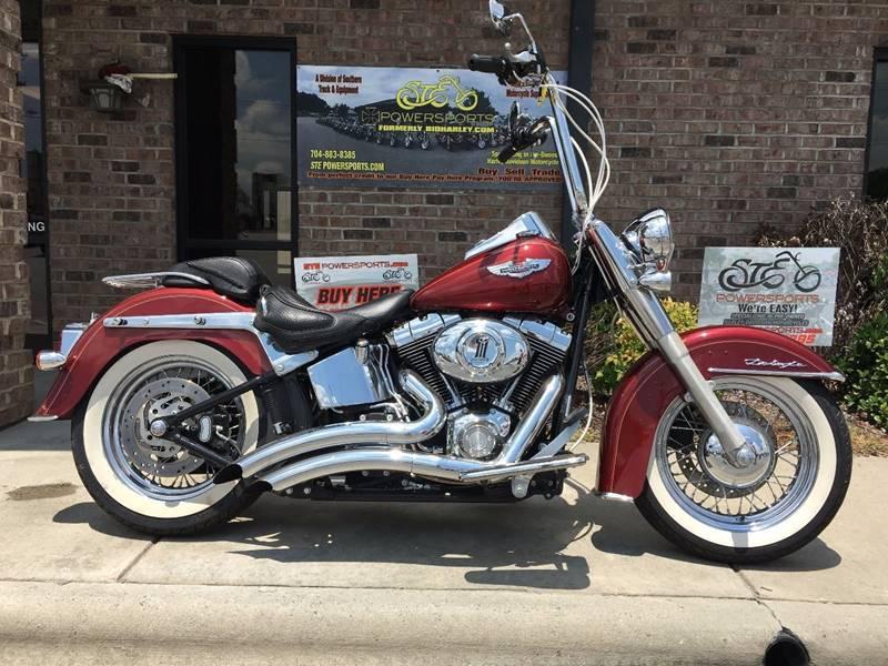 2010 Harley-Davidson Softtail