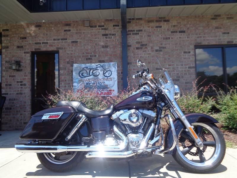 2014 Harley-Davidson FLD Switchback