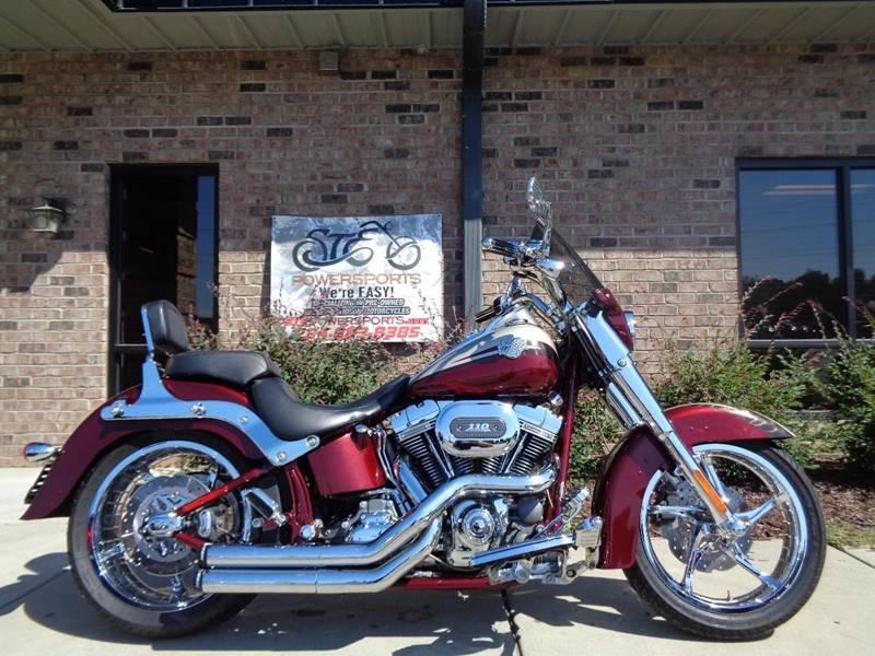 2010 Harley-Davidson FLSTSE CVO Softail Conv.
