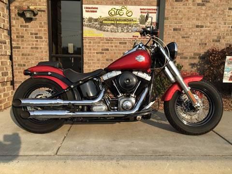 2012 Harley-Davidson Softtail