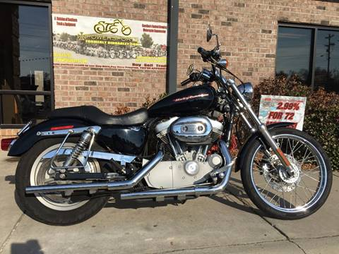2004 Harley-Davidson Sportster for sale in Statesville, NC