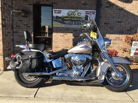 2009 Harley-Davidson Heritage Softail Classic