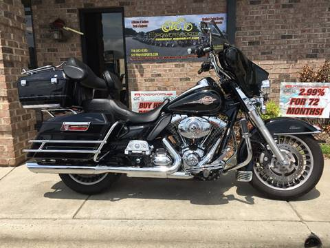 2010 Harley-Davidson Electra Glide for sale in Statesville, NC