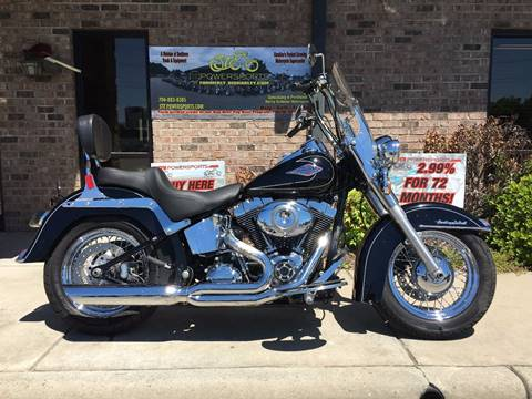 2011 Harley-Davidson Softtail for sale in Statesville, NC