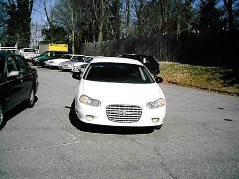 2001 Chrysler LHS for sale in Kernersville, NC