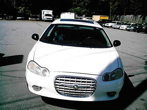 2002 Chrysler Concorde for sale in Kernersville, NC
