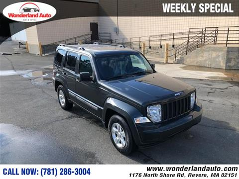 2011 Jeep Liberty for sale in Revere, MA