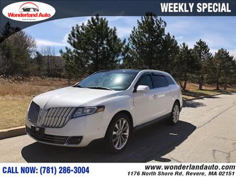 2011 Lincoln MKT for sale in Revere, MA
