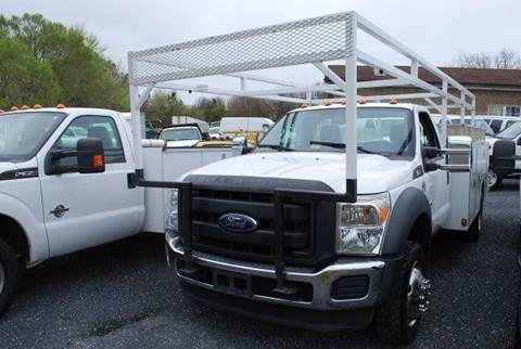 2013 Ford F-550 for sale in Harrisonburg, VA