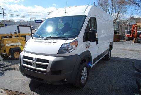 2014 RAM PROMASTER 2500 for sale in Harrisonburg VA