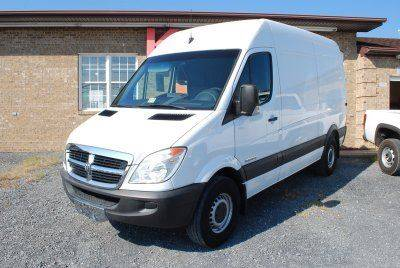 2007 Dodge Sprinter for sale in Harrisonburg, VA