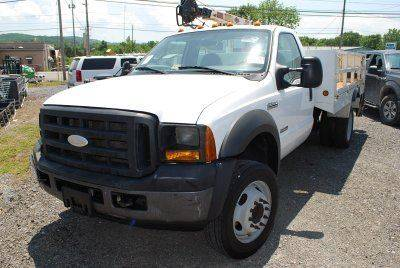 2007 Ford F-550 for sale in Harrisonburg VA