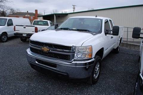2011 Chevrolet Silverado 2500HD for sale in Harrisonburg, VA