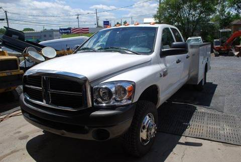 2008 Dodge Ram Pickup 3500 for sale in Harrisonburg VA