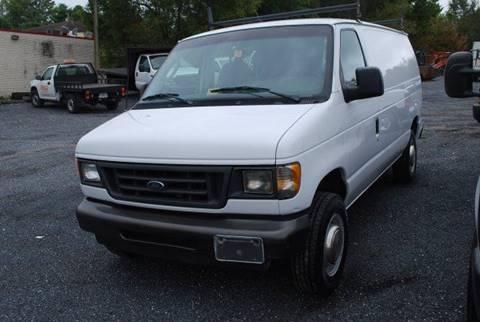 2003 Ford E-250
