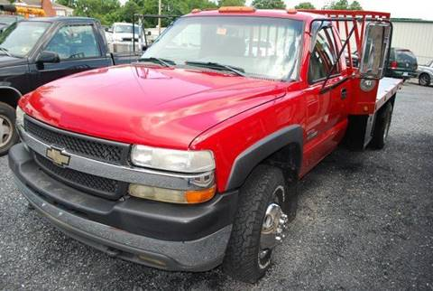 2001 Chevrolet Silverado 3500HD for sale in Harrisonburg, VA