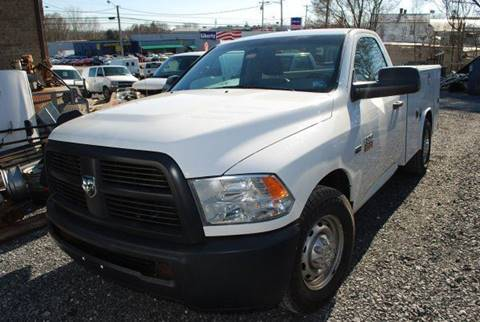 2012 RAM Ram Pickup 2500 for sale in Harrisonburg, VA
