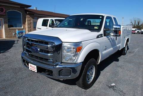 2014 Ford F-250 Super Duty for sale in Harrisonburg, VA