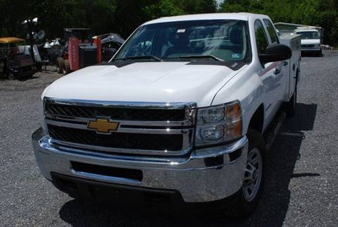 2014 Chevrolet Silverado 3500HD for sale in Harrisonburg, VA
