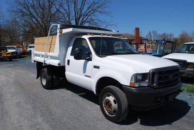 2004 Ford F-450 for sale in Harrisonburg, VA