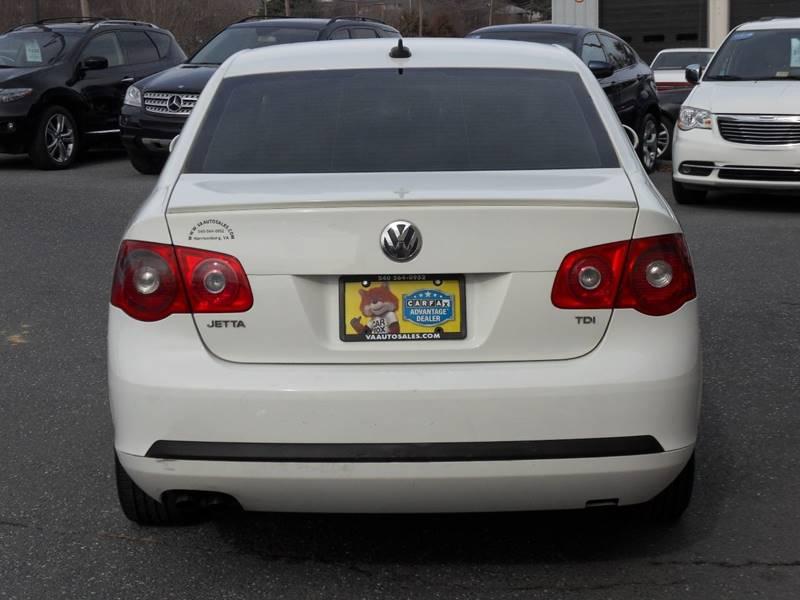 2006 Volkswagen Jetta TDI 4dr Sedan w/Automatic In Harrisonburg VA ...