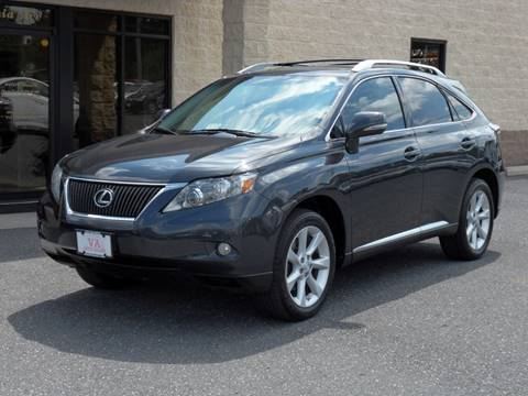 2010 Lexus RX 350 for sale in Harrisonburg, VA