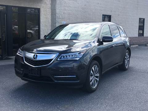 2014 Acura Mdx For Sale >> 2014 Acura Mdx For Sale In Harrisonburg Va