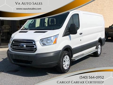 2018 Ford Transit Cargo for sale in Harrisonburg, VA