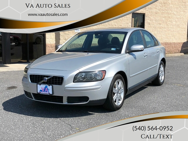 Virginia Auto Sales Tax >> 2007 Volvo S40 2 4i 4dr Sedan In Harrisonburg Va Va Auto Sales