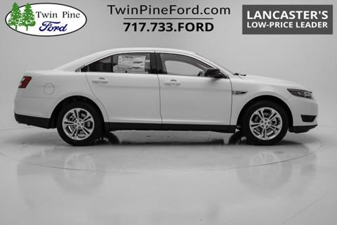 2019 Ford Taurus for sale in Ephrata, PA