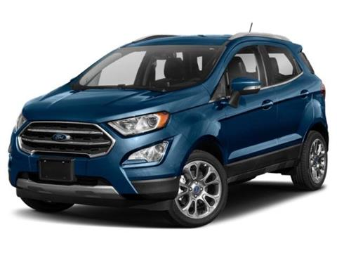 2019 Ford EcoSport for sale in Ephrata, PA