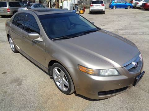 Used Acura Tl >> Used 2004 Acura Tl For Sale In Lambertville Nj Carsforsale Com
