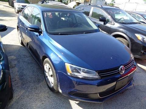 2013 Volkswagen Jetta for sale in Chicago, IL