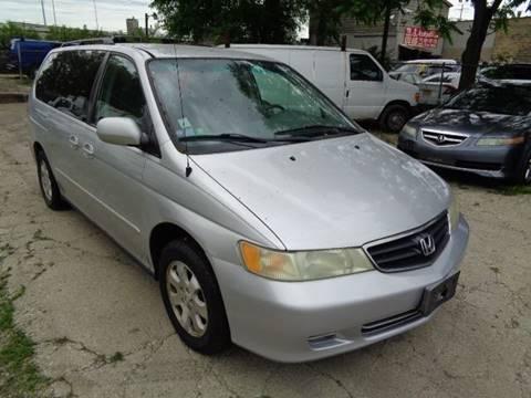 2004 Honda Odyssey for sale in Chicago, IL