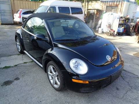 2009 Volkswagen New Beetle for sale in Chicago, IL