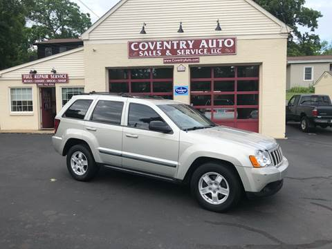 2009 Jeep Grand Cherokee for sale in Coventry, CT