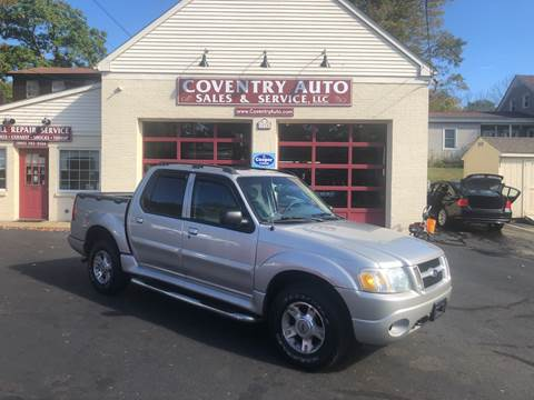 2004 Ford Explorer Sport Trac for sale in Coventry, CT