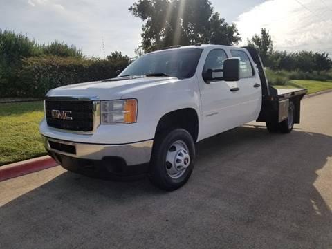 2013 GMC Sierra 3500HD for sale in Plano, TX