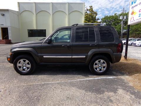 2005 Jeep Liberty for sale in Gulfport, MS