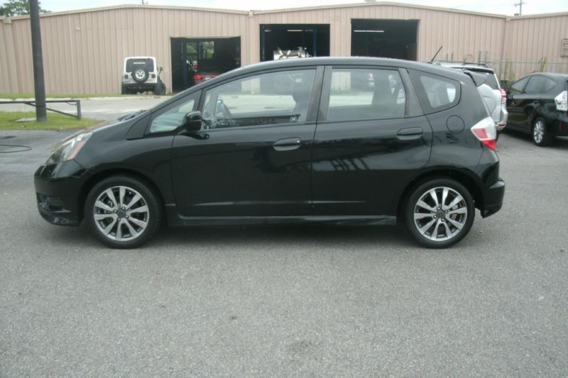 2012 Honda Fit Sport In Gulfport Ms Nu Way Auto Sales 1
