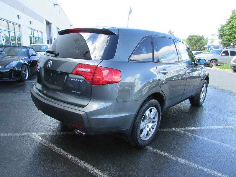 2008 Acura MDX SH-AWD 4dr SUV w/Technology and Entertainment Package - Chantilly VA