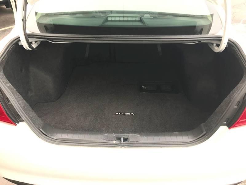 2016 Nissan Altima 2.5 SV 4dr Sedan - Chantilly VA