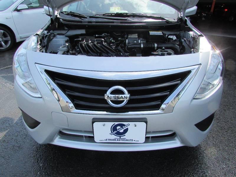 2016 Nissan Versa 1.6 SV 4dr Sedan - Chantilly VA