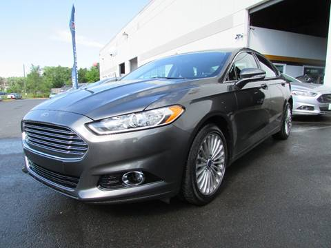 2016 Ford Fusion for sale in Chantilly, VA