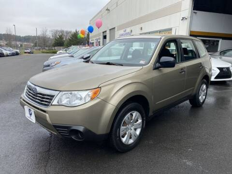 2009 Subaru Forester 2.5 X for sale at E Trade Auto Sales in Chantilly VA
