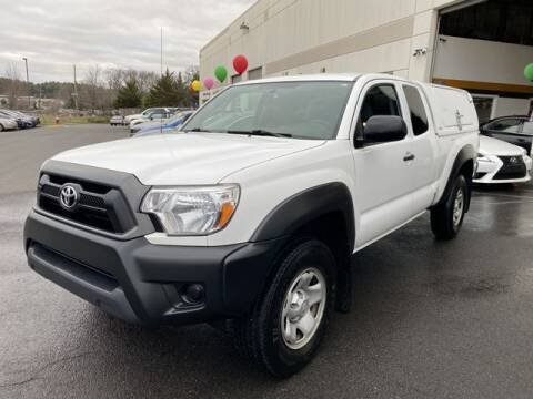 2015 Toyota Tacoma PreRunner for sale at E Trade Auto Sales in Chantilly VA