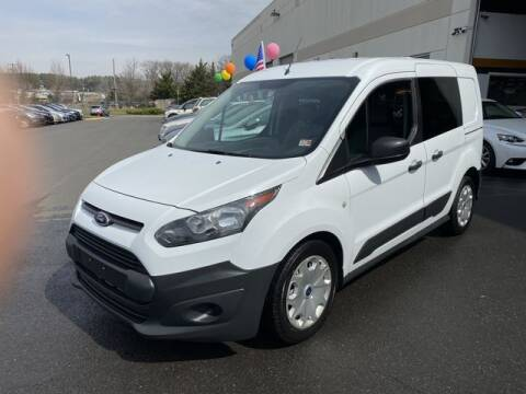 2014 Ford Transit Connect Cargo XL for sale at E Trade Auto Sales in Chantilly VA