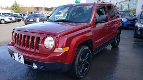2012 Jeep Patriot Latitude for sale at E Trade Auto Sales in Chantilly VA